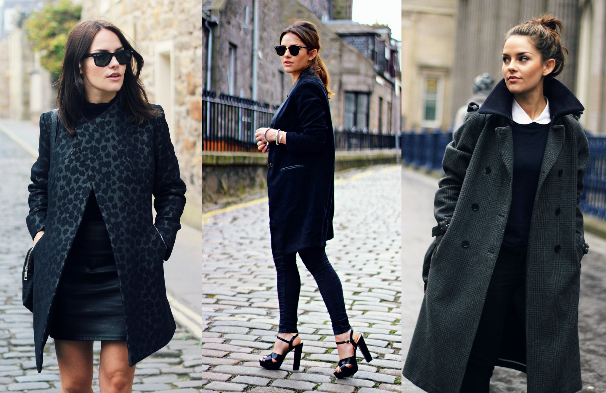 The Little Magpie tailored coats AW