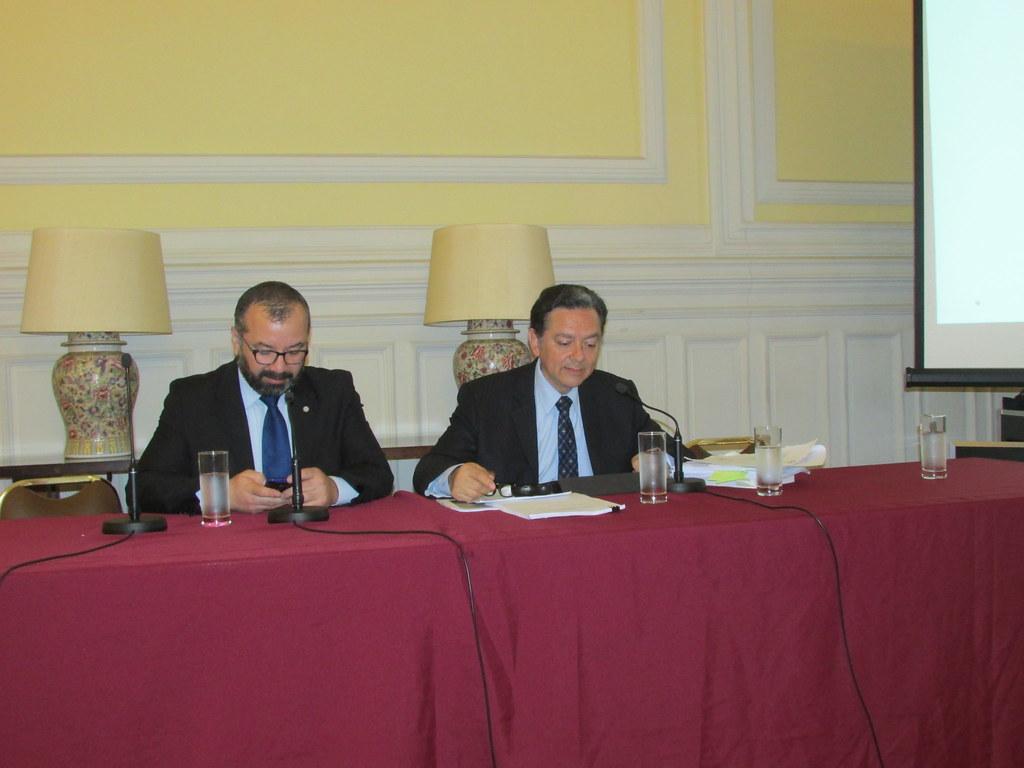 """FTH presente en Seminario Internacional """"Evasión Aduanera y Fiscal"""" - 1 y 2 Octubre 2015"""