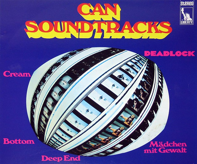 "CAN SOUNDTRACKS HOLGER CZUKAY 12"" LP"