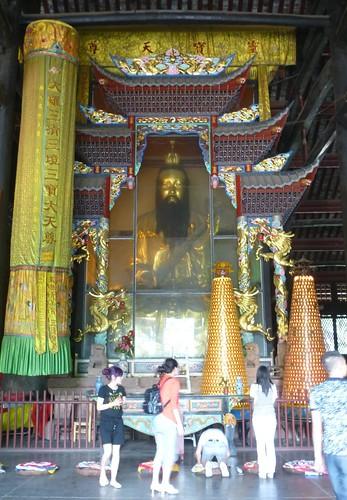 CH-Chengdu-Temple Taoiste (12)