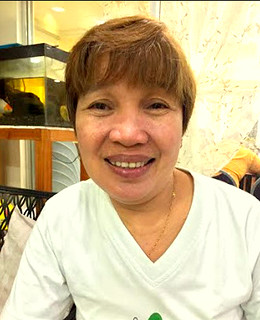 Municipal employee Angela D. Docdolu