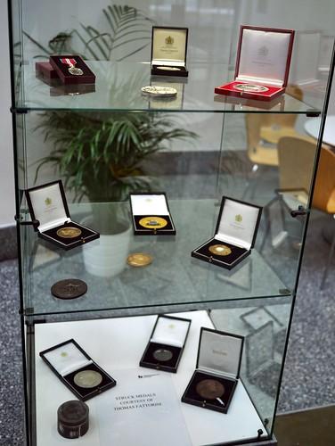 Art Medals Symposium - Preparations - 2