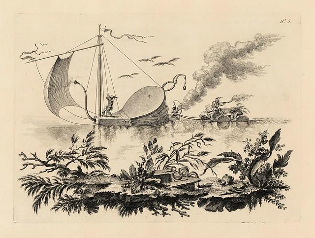 006-Raccolta delle cose più notabili veduta…1766-67- Filippo Morghen- Yale University Art Gallery