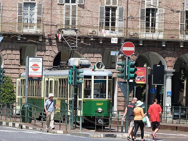 le tramway N°7