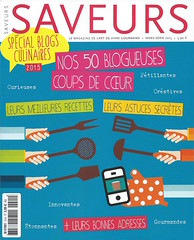 Hors série Saveurs - Blogs culinaires
