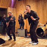 Thu, 22/10/2015 - 5:04pm - Dave Gahan teams up with Rich Machin and Ian Glover with an audience of WFUV Members at MSR Studios in New York City. October 21, 2015. Hosted by Russ Borris. Photo by Gus Philippas/WFUV