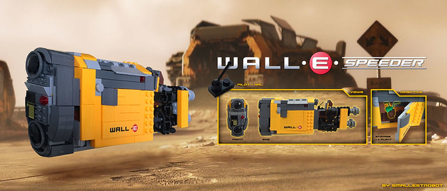 WALL-E-Speeder
