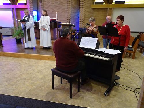Pastor Becky David, Susan Suits, Grace Notes