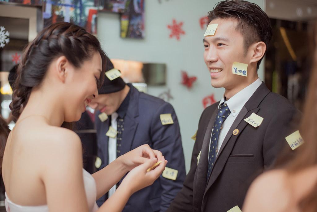 20151004京華城雅悅會館婚禮記錄 (118)