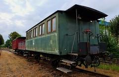 Guitres, anciens trains - Photo of Maransin