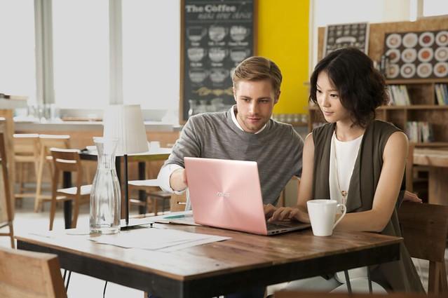 Ra mắt ZenBook UX303UA, notebook đầu tiên của ASUS sử dụng vi xử lý Skylake phiên bản màu Rose Gold - 100969