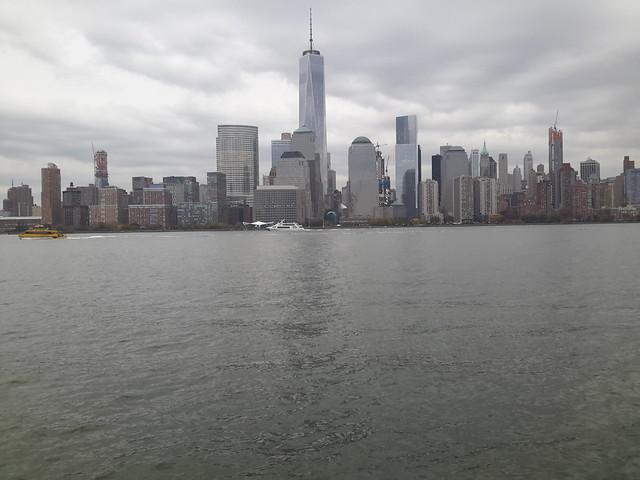 Lower Manhattan Oct 2015