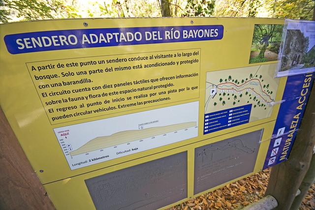 Reserva Saja, Ucieda