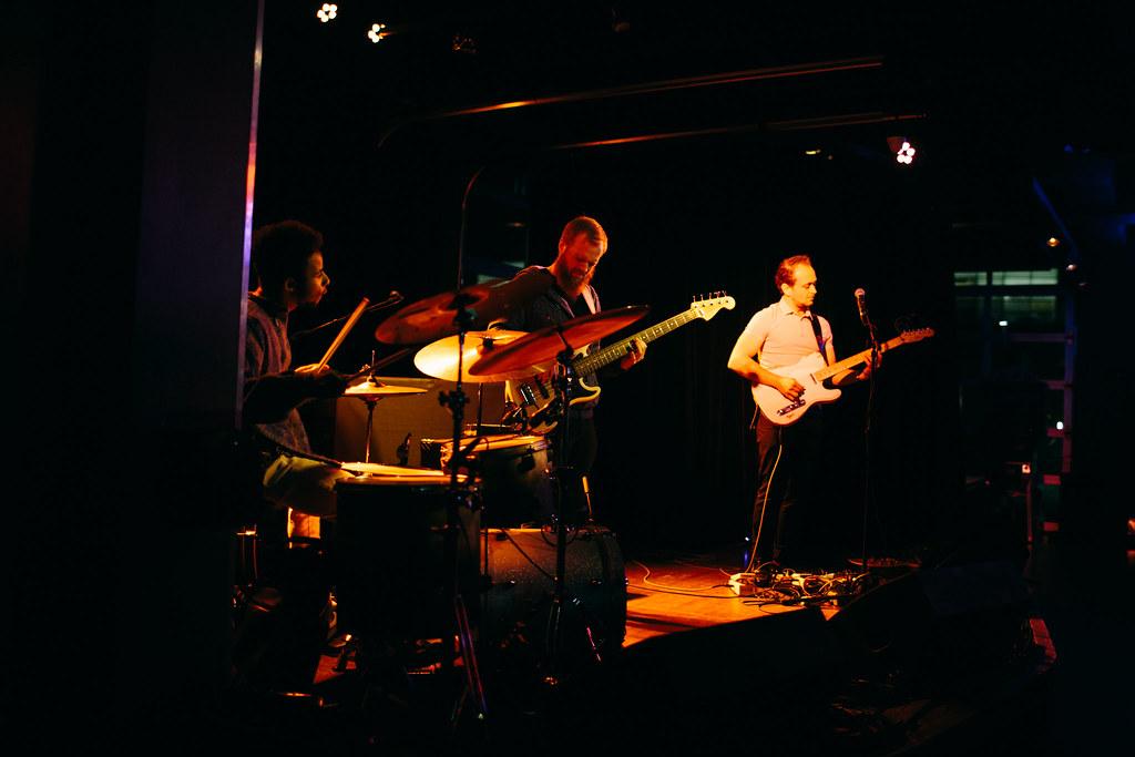 Luke Poplinick Band | Slowdown | 11.7.2015