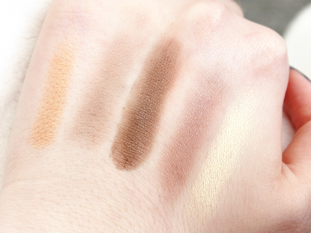Makeup Revolution Naked Chocolate Palette (6)
