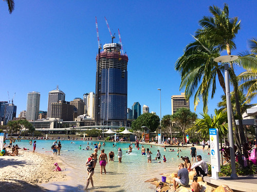 Brisbane Lagune