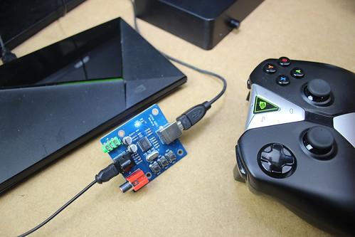 Mini DAC USB PCM2704