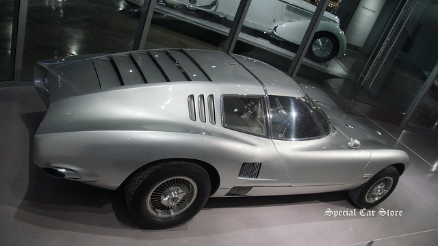 Petersen Automotive Museum Reopening