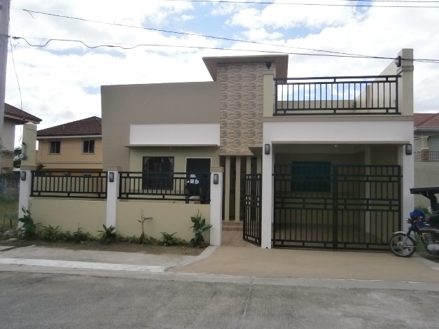 SOLD! New House Angeles City MetroGate! Ref# 0000734