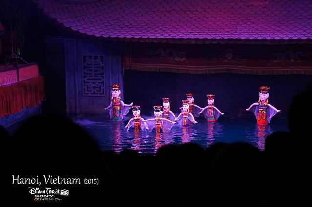 Vietnam 02 - Thang Long Water Puppet Theatre