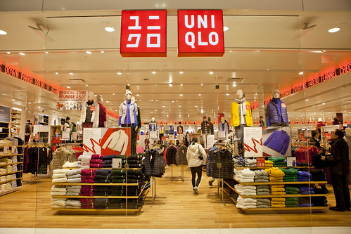 UNIQLO @ Bellevue Square Mall