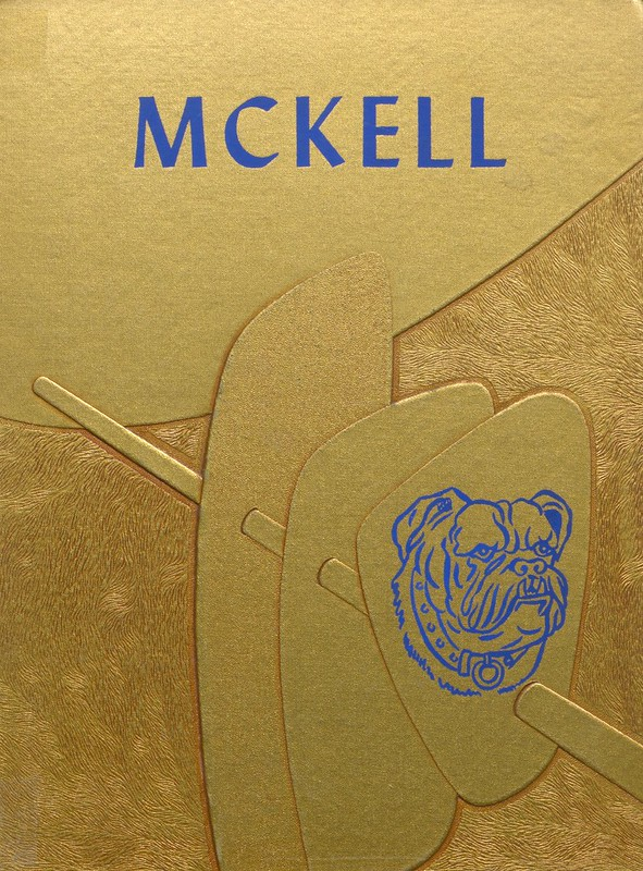 1964 Mckell High School Yearbook