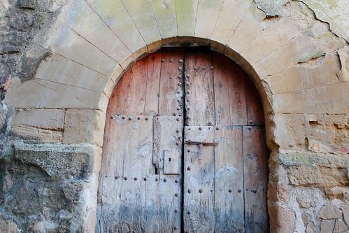 Puerta de Casbas de Huessca