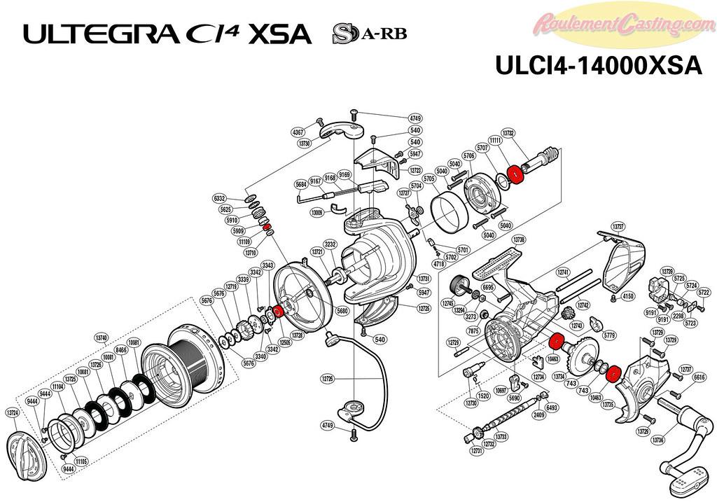 Schéma-Schimano-Ultegra-CI4-14000XSA