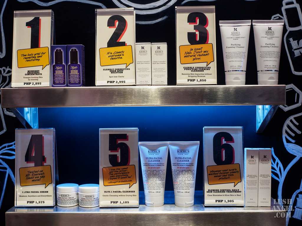 kiehls-skincare-must-haves