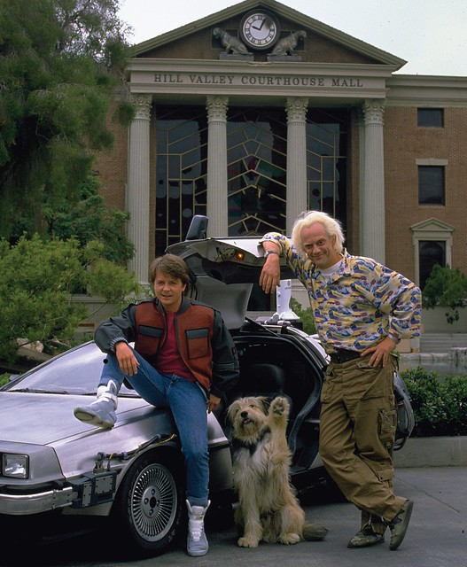 Back to the Future - Part II - Promo Photo 1