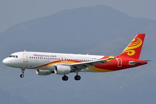 Hong Kong Express A320   A320 Family Archive