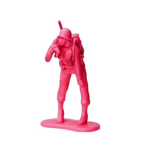 戀愛就是掠奪主義!綠色小兵滾~ 粉紅娘子軍團登場!!!PINK ARMY WOMEN