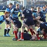 Scotland U18 v's Exiles, Murrayfield Dec 2016