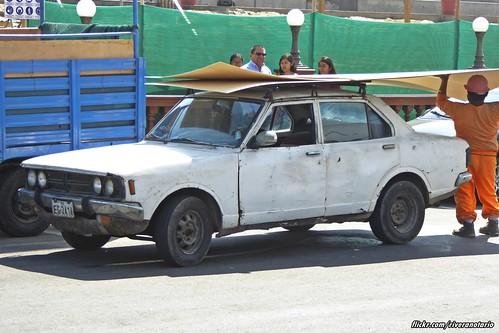 Toyota Corona - La Punta, Perú