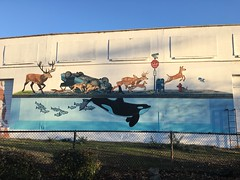 Gene Pool Party by Josh Keyes and Urban Artworks