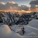 Winter Sunsets by David Swindler (ActionPhotoTours.com)