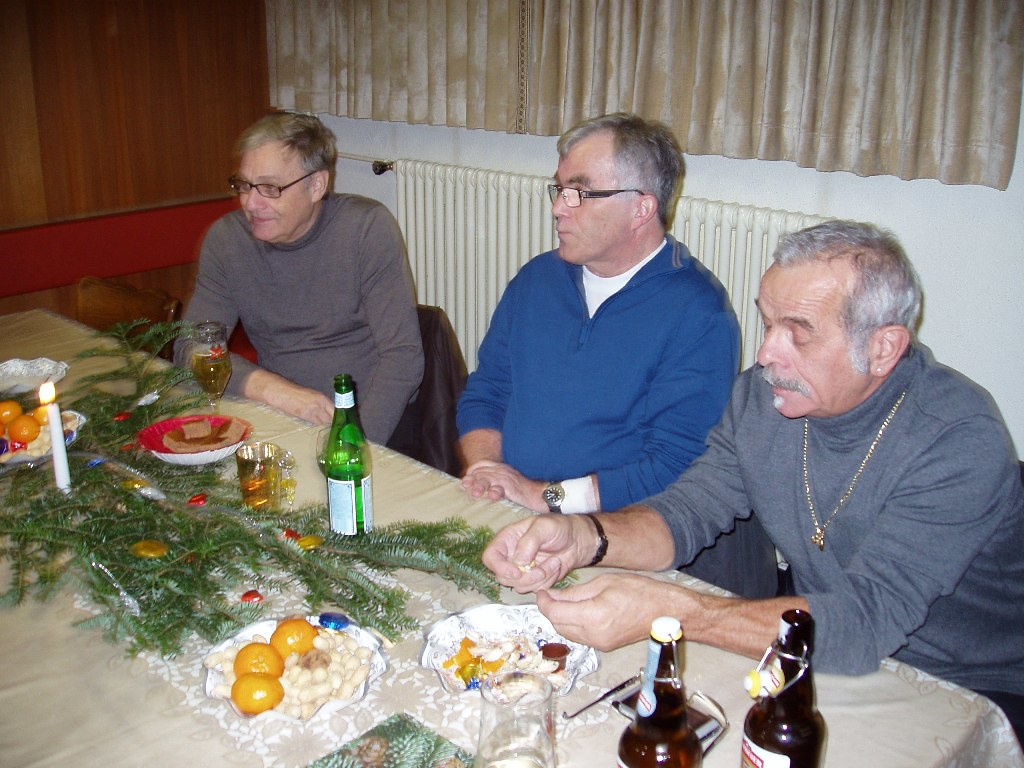 Chlauskegeln 2011