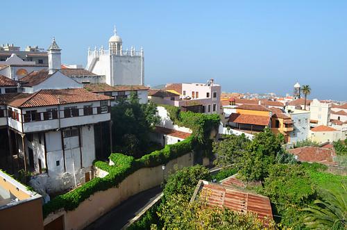 Rooftops, La Orotava, Tenerife