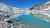 Global Warming  - Rhonegletschersee - Wallis - Switzerland [Explored #310] by Felina Photography