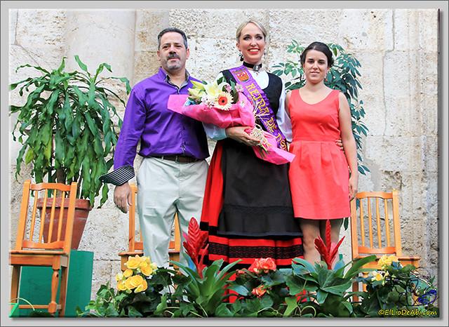 Briviesca en Fiestas 2.015 Proclamación de las Reinas y lectura del Pregón (13)