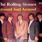 "ROLLING STONES Around and Around w/Brian Jones 12"" Vinyl LP"