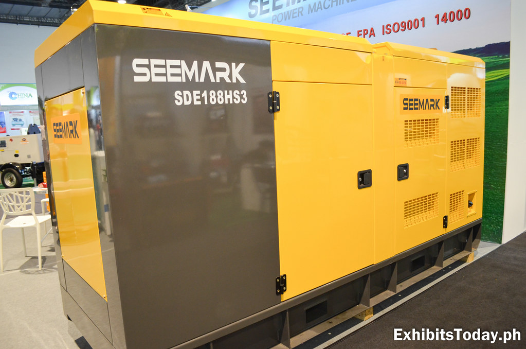 Seemark Power genset