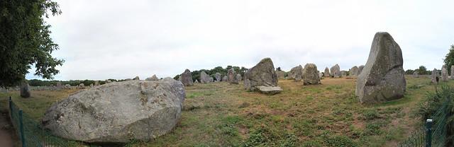 Alignement de Carnac (Menhirs)