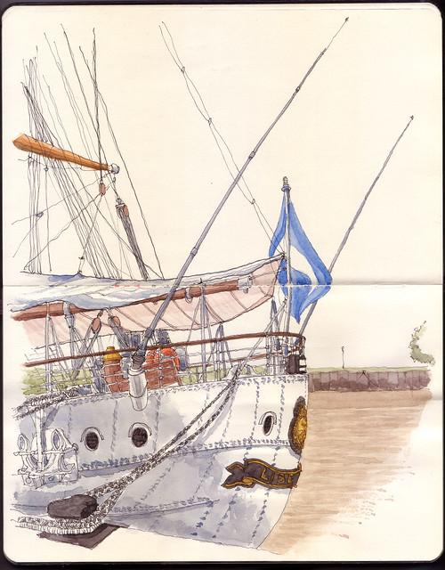 Darsena Norte III / North Dock III: