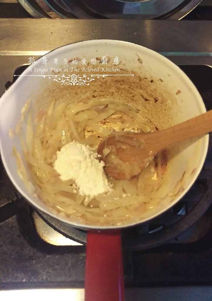 孤身廚房-蟾蜍在洞Toad in The Hole—只有香腸沒有蟾蜍的經典英國味21