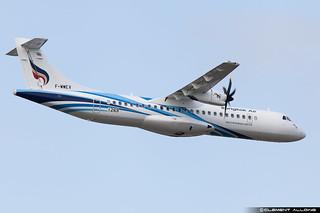 Bangkok Airways ATR 72-600 (72-212A) cn 1269 F-WWEV // HS-PZC