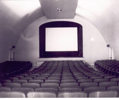 Gem Theatre Projection Screen