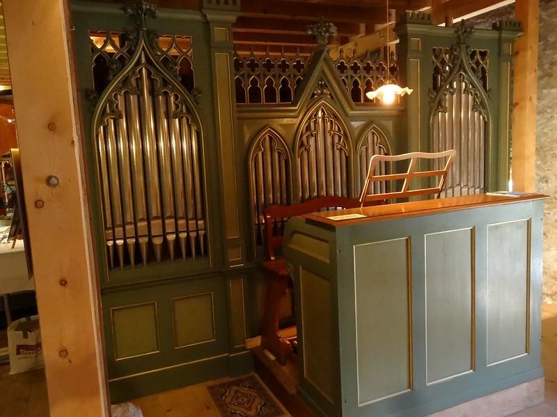 Le muséee suisse de l'orgue (en Suisse)  21116361626_42af098e6b_c