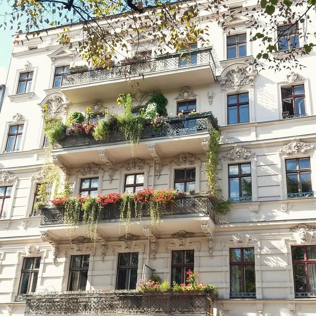 rakennus, Berliini, Saksa