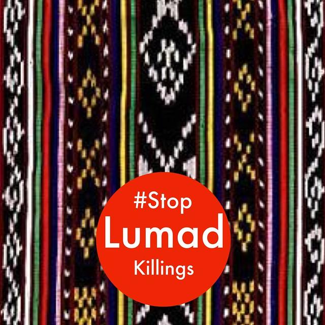 Posters #StopLumadKillings
